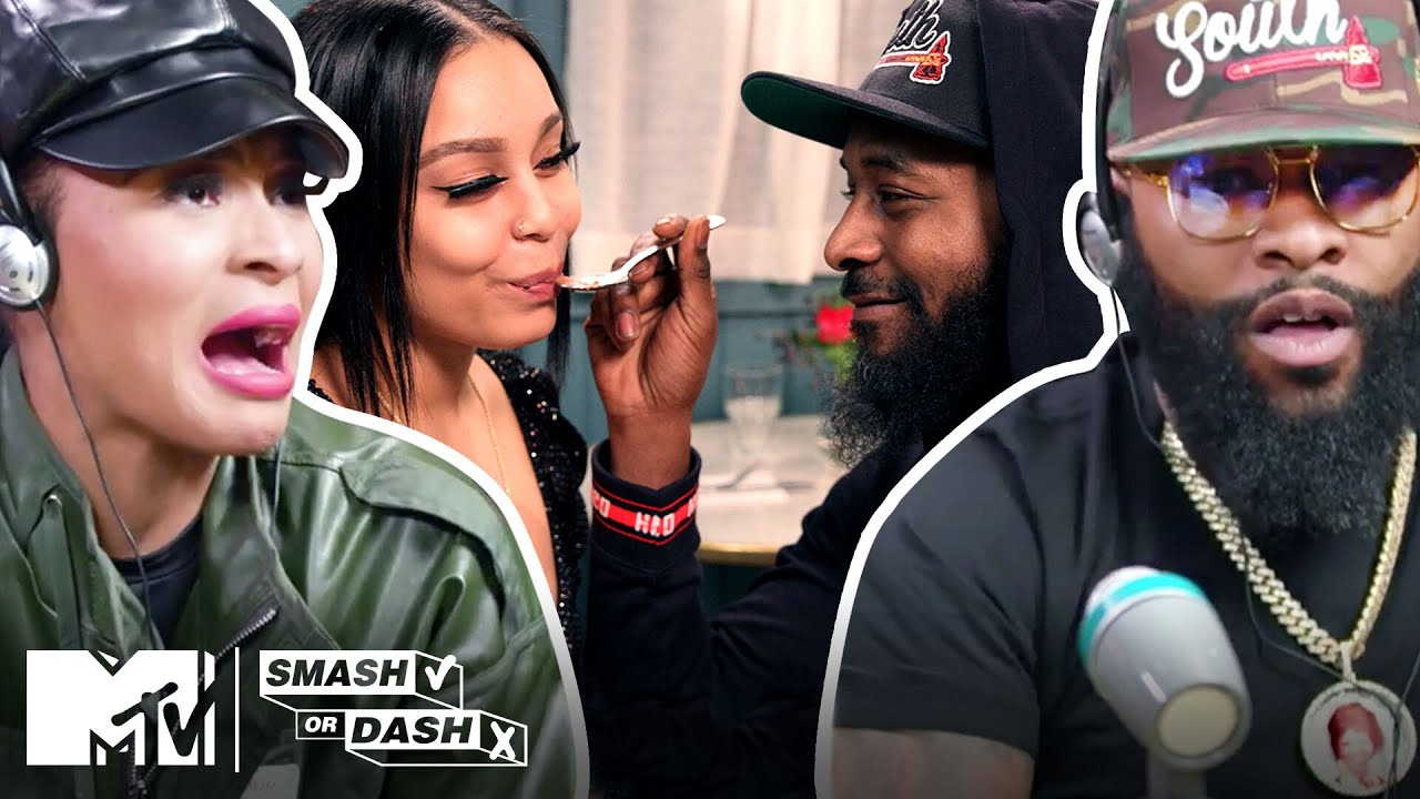 Did Karlous Miller Just Kiss This Guy's Girlfriend??   Smash or Dash