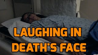 Laughing in Death