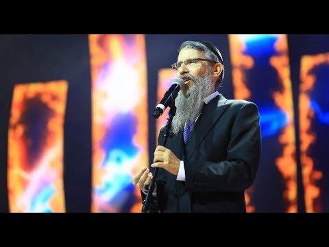 Avraham Fried, Leonardo Farkas at United Hatzalah Concert | אברהם פריד לאונרדו פרקש באיחוד הצלה