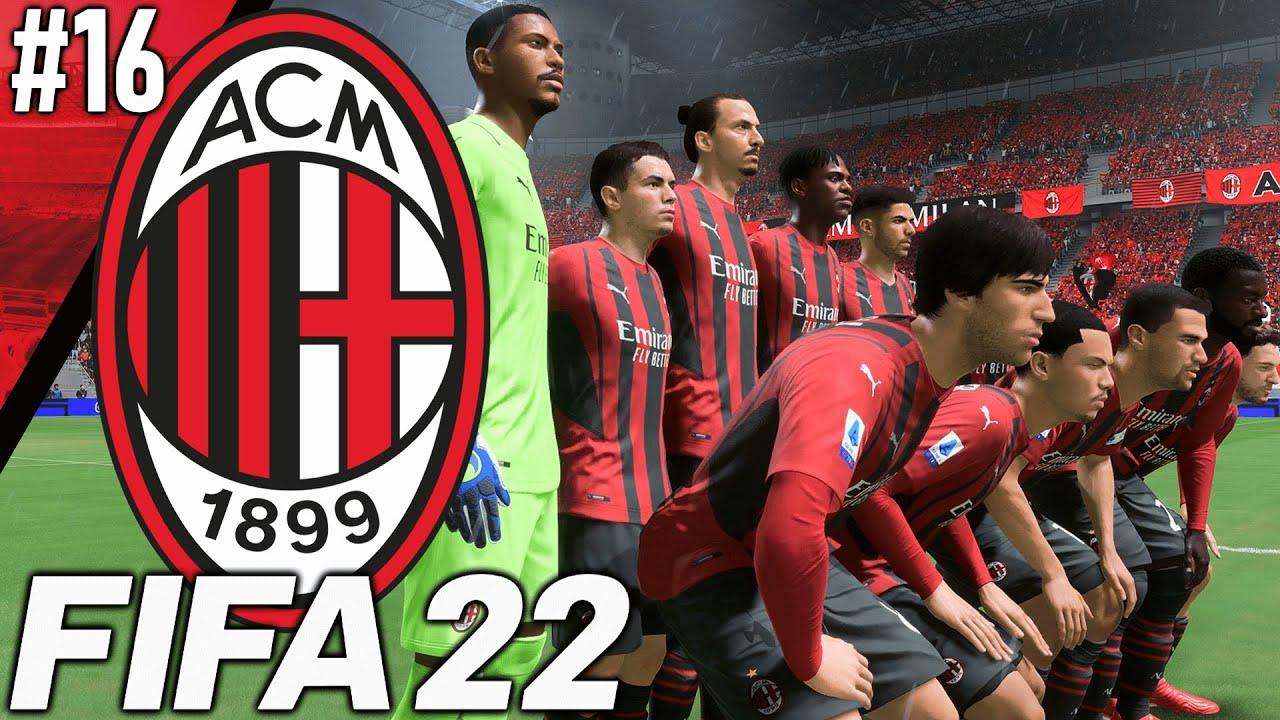 Download SEASON ONE FINALE! FIFA 22 AC MILAN CAREER MODE #16 [PS5]