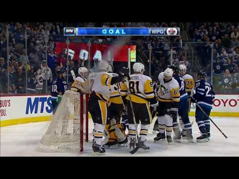 Jets denied a goal, but Ehlers snipes one seconds later