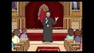 أسرار الكنيسة السبعة كرتون للأطفال