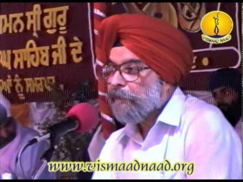 Sabad Ki Hai_ Dr Jodh Singh : Adutti Gurmat Sangeet Samellan 1996