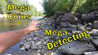 Mega Coins : Mega Detecting