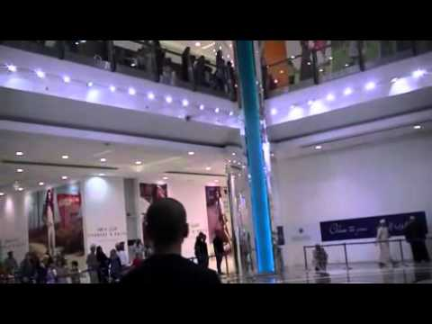 Indoor 3D flying Muscat Grand Mall