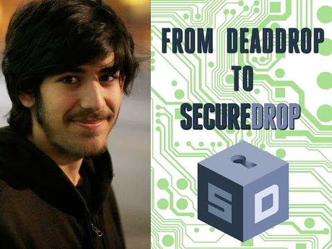 From DeadDrop to SecureDrop - Kickstarter