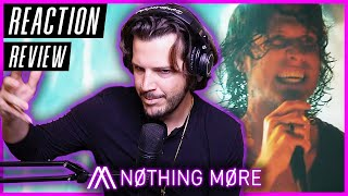 """LOVING This Band - Nothing More """"This Is The Time"""" (Ballast) - REACTION / REVIEW"""