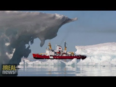 Climate Change Clears The Way For The Extraction of Arctic Resources