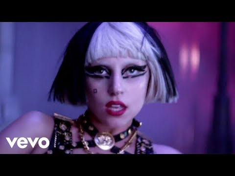 Клип Lady Gaga - The Edge of Glory