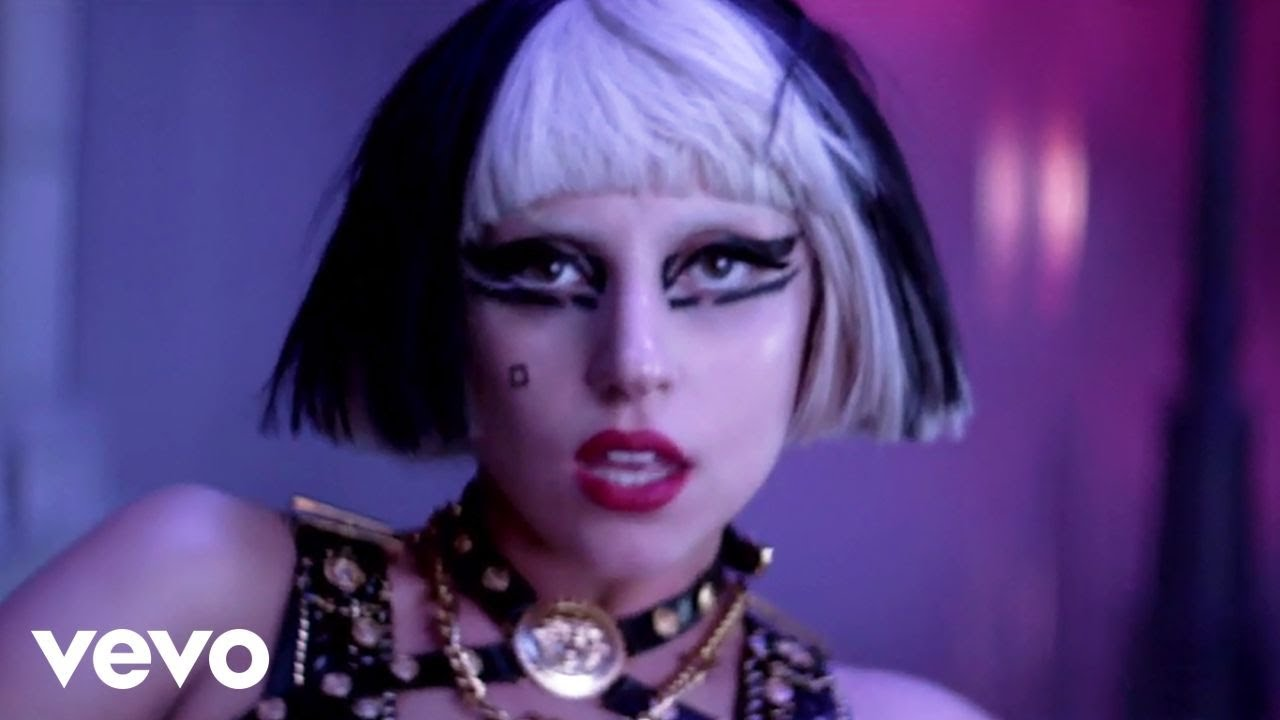 Lady Gaga - The Edge Of Glory (Official Music Video) - YouTube