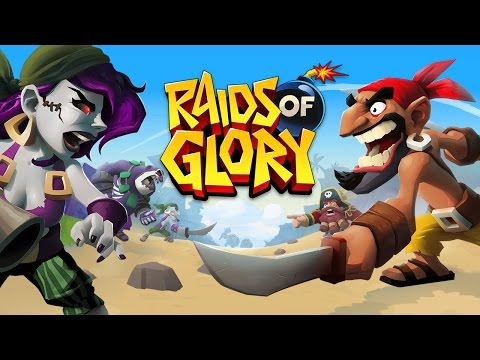 Raids of Glory - Official HD Gameplay Trailer