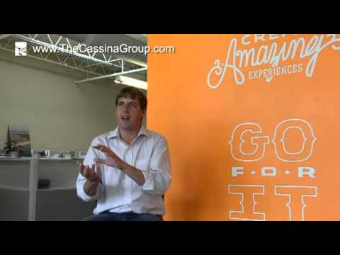 Cassina TV--Episode 7: A Tech Approach To Real Estate (BoomTown!)