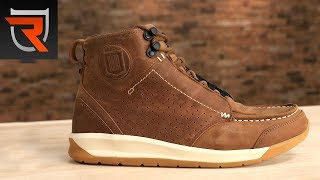 Icon 1000 Truant 2 Motorcycle Boots Product Spotlight Review   Riders Domain