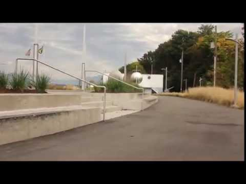 Homegrown Richmond BC Skateboarding Canada 2011