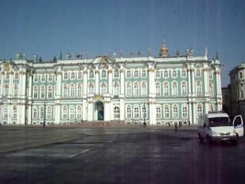 San Petersburgo: El Palacio de Invierno.wmv