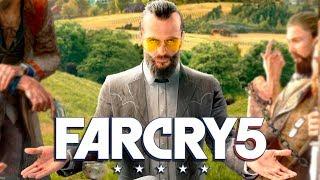 FAR CRY 5 CO-OP (PT-BR) #01 - O Início de Gameplay Dublado e Legendado Português PC no ULTRA 60 FPS