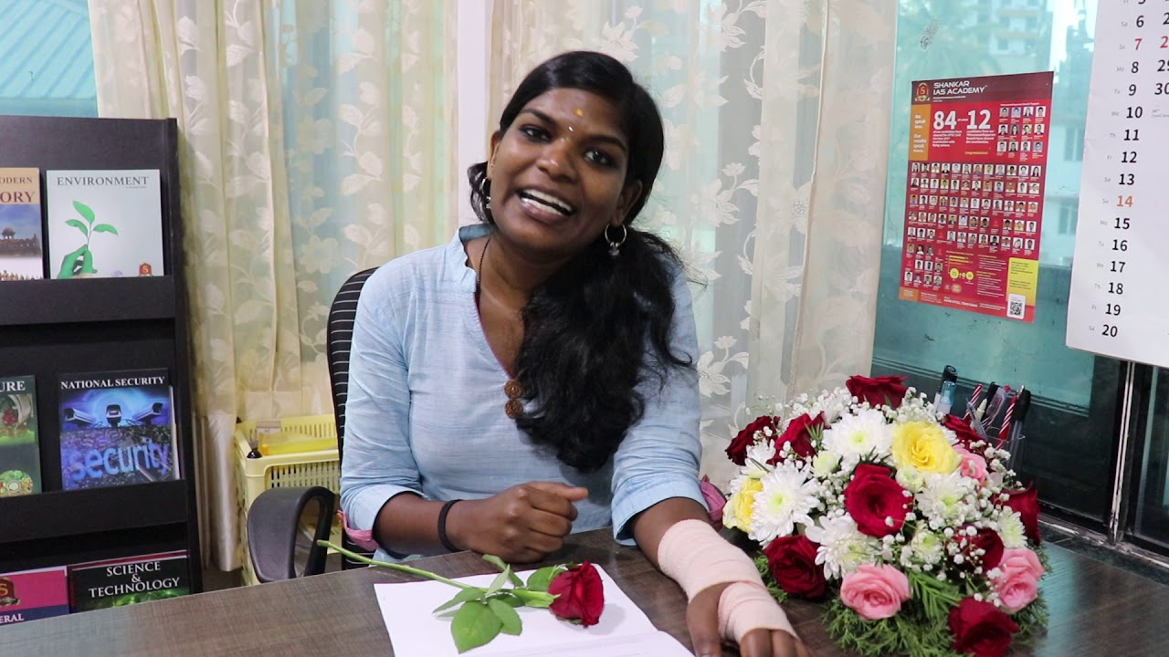 Image result for IAS Success Story  Sridhanya