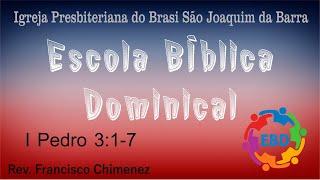 Escola Bíblica Dominical 26/04/2020