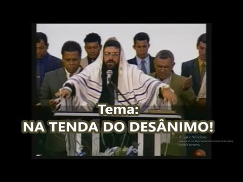 Yossef Akiva - NA TENDA DO DESÂNIMO! (Relíquia)