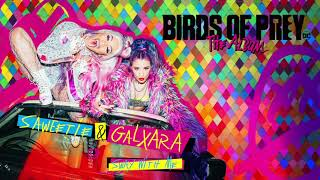Gambar cover Saweetie & GALXARA - Sway With Me (from Birds of Prey: The Album) [Official Audio]