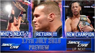 WWE Smackdown Live 17th July 2018 Preview என்ன நடக்கும் ??? | Wrestling Entertainment Tamil