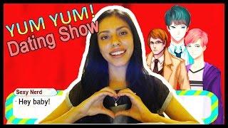 WEIRD DATING SIMULATOR! - Yum Yum Dating Show