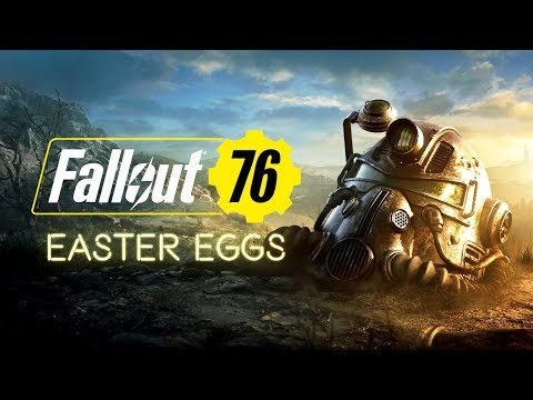 The Best Easter Eggs in FALLOUT 76