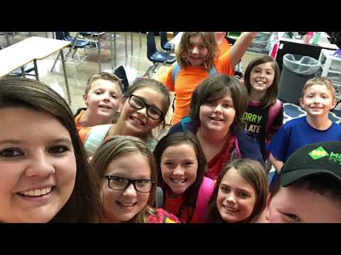 Castlewood Elementary School We Care Video