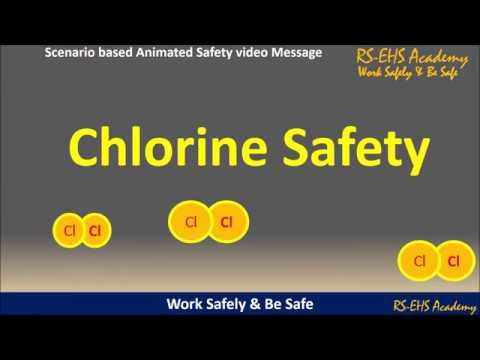 Chlorine Safety: Understanding Chlorine Hazards And Safe Handling