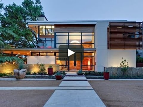 Architecturally Significant LEED  Home In University Park, JM Gallery and Markus Reymann