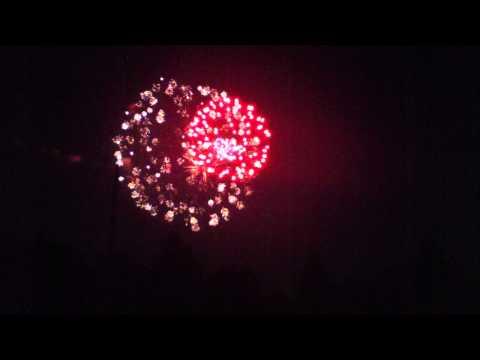 Hockessin Fireworks 2012