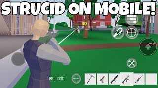 STRUCID ON MOBILE IST HIER !! - Roblox