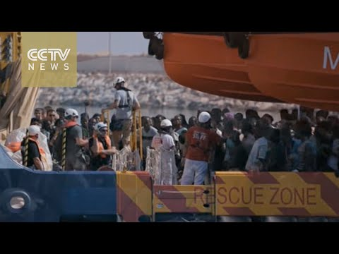 Organized crime affects migrant crisis in Italy