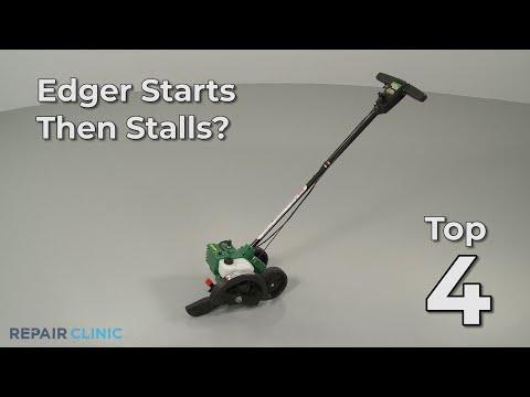 "Thumbnail for video ""Edger Starts Then Stalls? Edger Troubleshooting"""