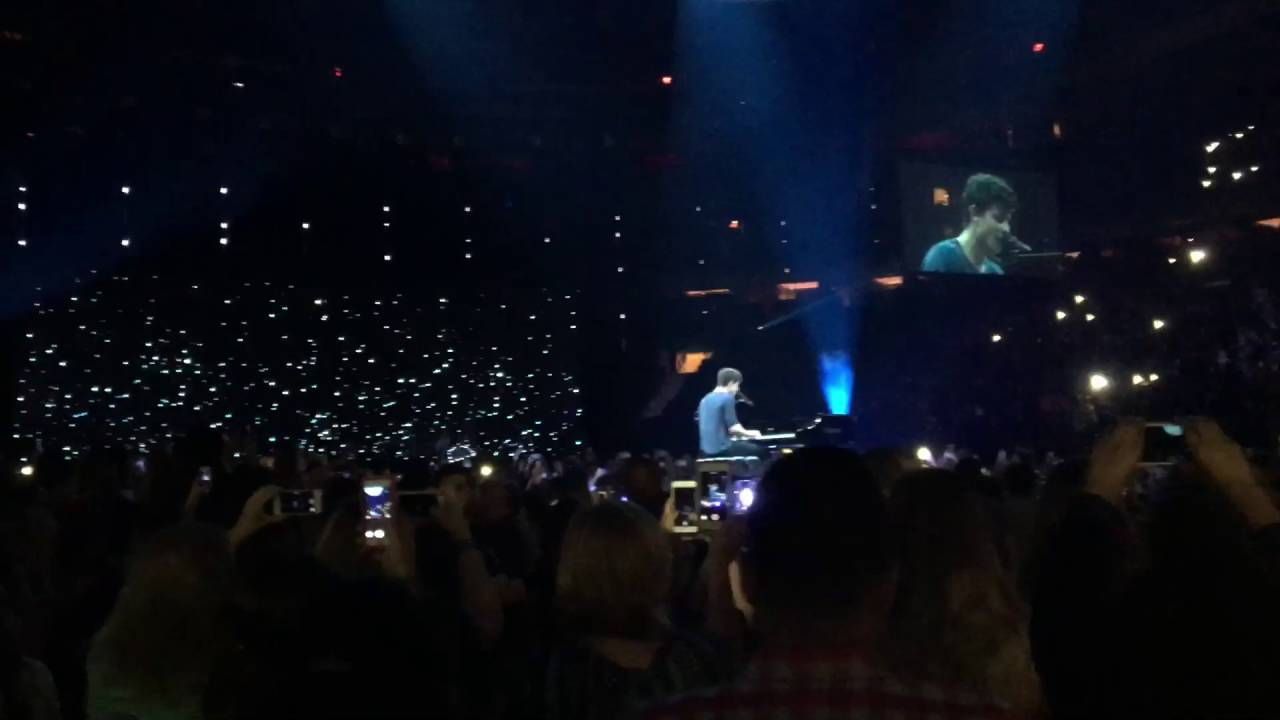 Life of the party shawn mendes illuminate tour madison square garden 9 10 16 youtube for Shawn mendes live at madison square garden