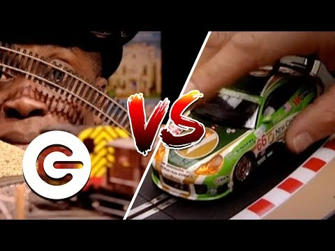 Hornby VS Scalextric​ – which is better?