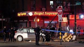 Brooklyn: Bay Ridge Man Fatally Crashes Into Cars & Pole Following Heart Attack