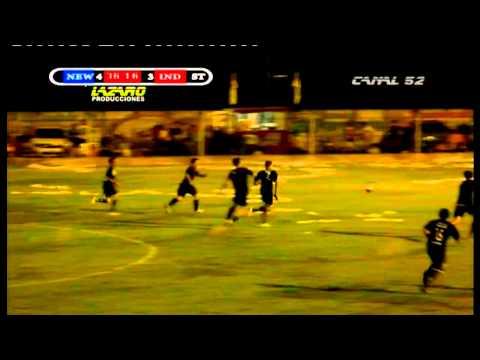 El Gol del Campeonato - Mauro Gon - Jorge Newbery