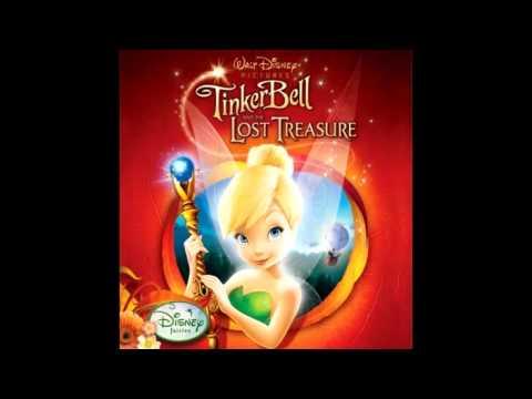 Tinkerbell & The Lost Treasure Soundtrack Album Sampler feat alyson stoner & DC stars