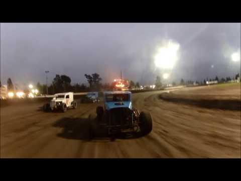 SBDCA Dwarf Cars at Ocean Speedway July 15, 2016