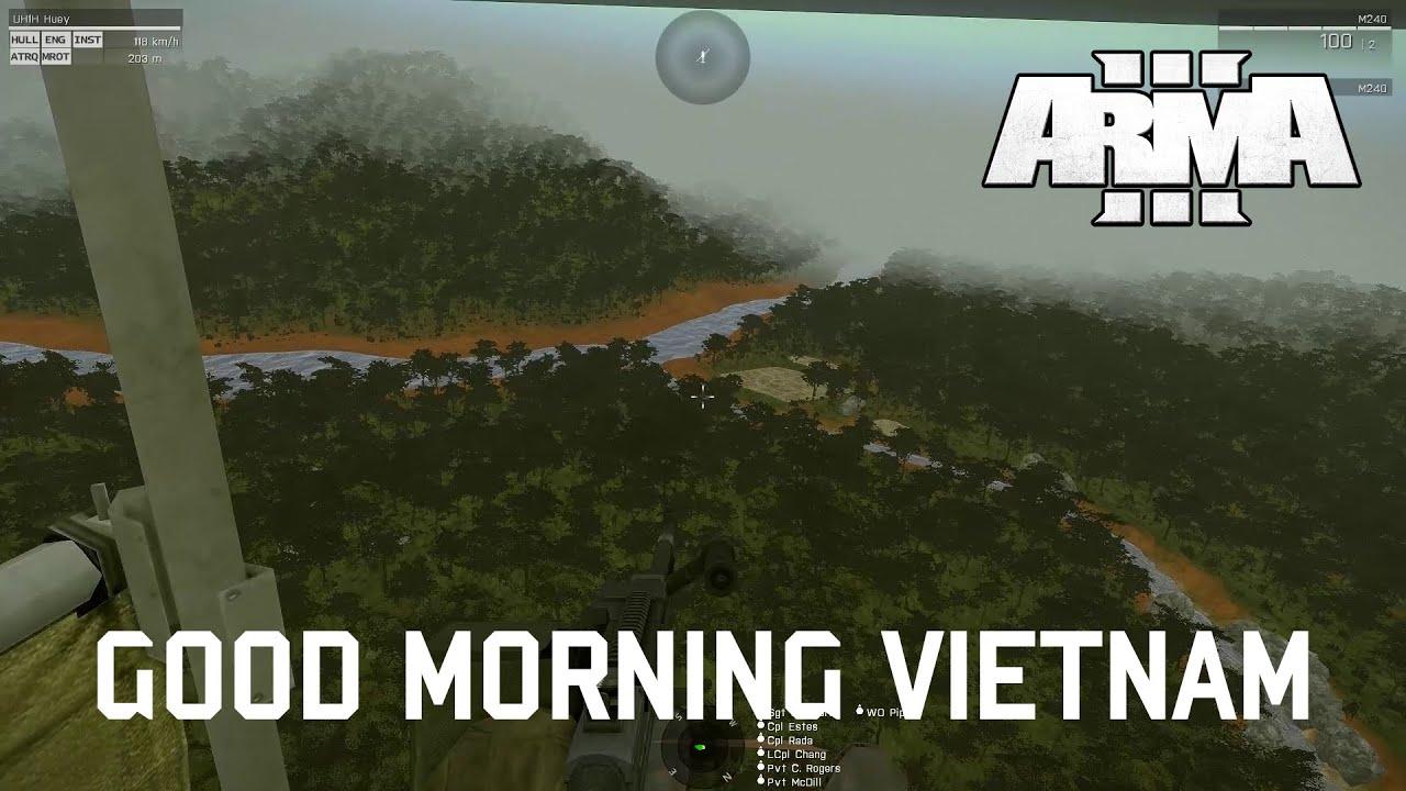 Good Morning Vietnam Playlist : Good morning vietnam th meu soc arma co op realism