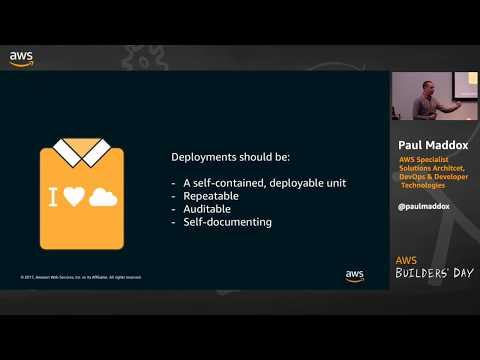 AWS Builders' Day | Deep Dive on Amazon Elastic Container Se