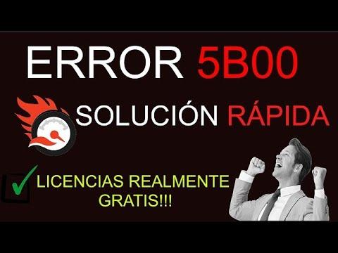 Mx338 error 5100