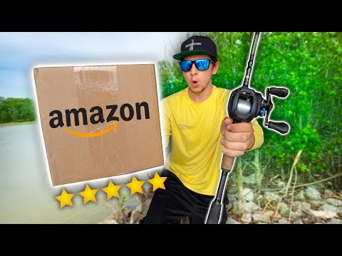 The BEST RATED Fishing Lures On Amazon!! (Surprising!)