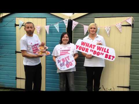 """a """"Bit of a Do"""" for Havens Hospices"""