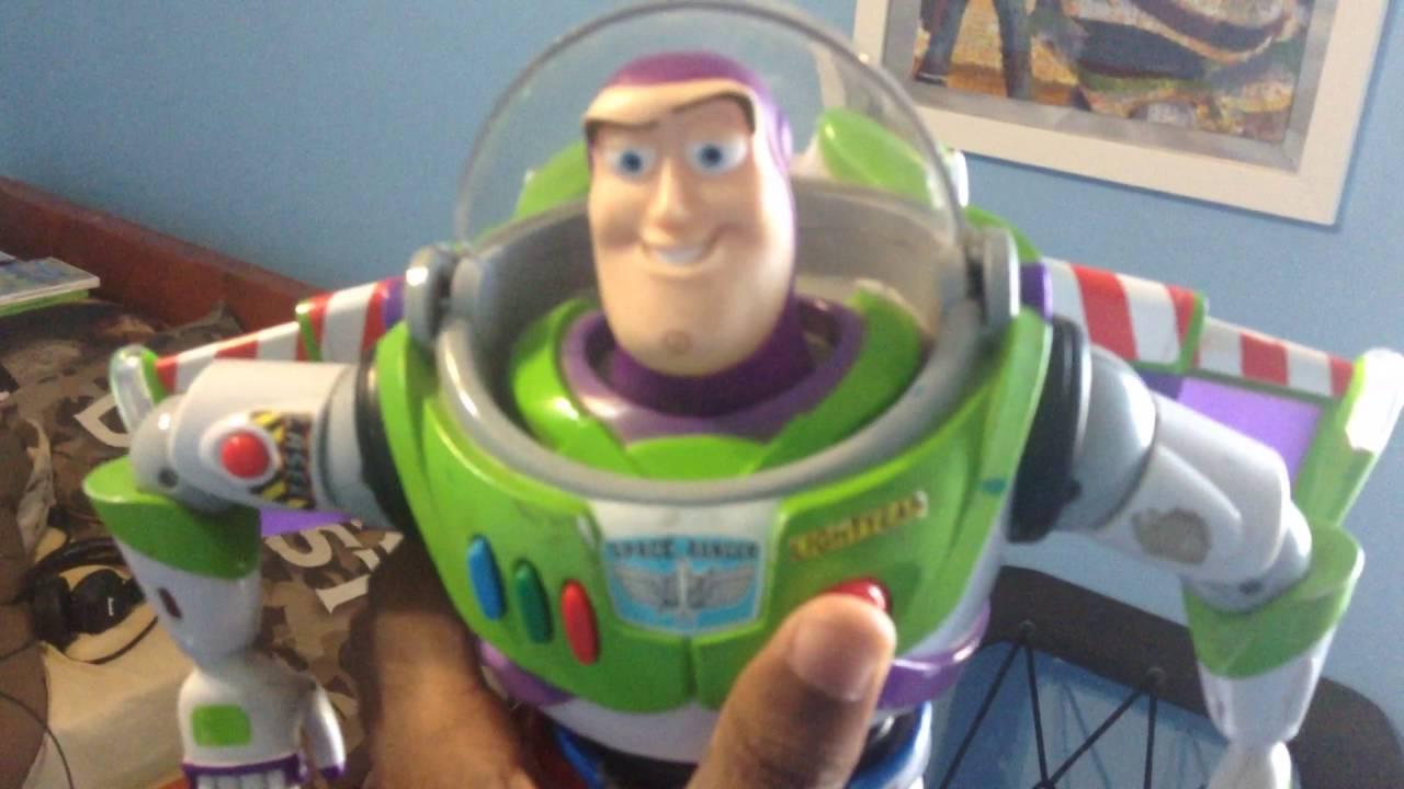 Buzz Lightyear New Utility Belt Toy Story 2 Youtube