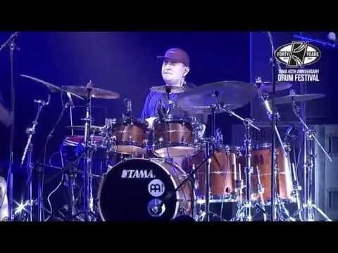 TAMA 40th Anniversary Drum Festival - Felix Lehrmann, Part 1