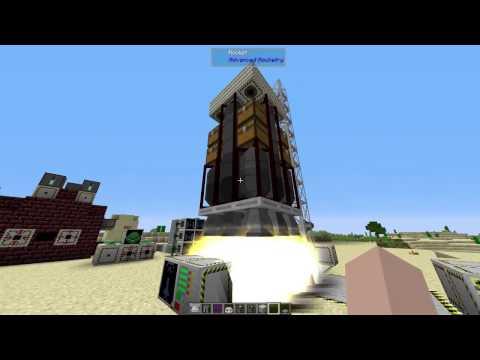 Mod Spotlight: Advanced Rocketry (part 2) - Rockets and