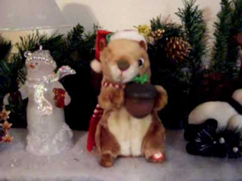 I'm Getting Nuttin' For Christmas - YouTube