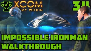 Firestorm! - XCOM Enemy Within Walkthrough Ep. 34 [XCOM Enemy Within Impossible Ironman]